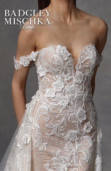 Νυφικά Φορέματα Badgley Mischka Collection 2020