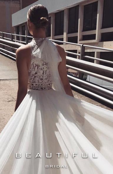 Νυφικά Φορέματα Beautiful Collection 2020