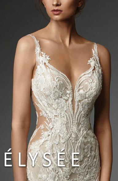 Νυφικά Φορέματα Elysee Collection 2020
