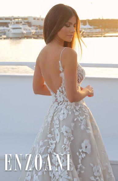 Νυφικά Φορέματα Enzoani Collection 2020