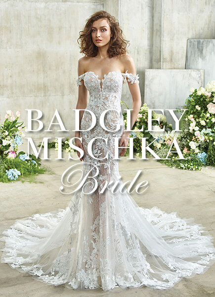 Νυφικά Badgley Mischka