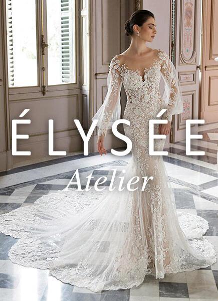 Νυφικά Elysee Atelier 2022